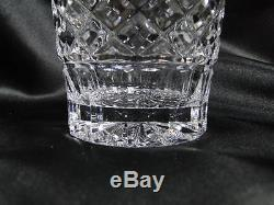 Waterford Crystal Lismore NEW Pair Double Old Fashioned, Box, FREE Gift Wrap