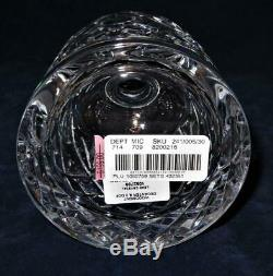 Waterford Crystal WOODMONT Decanter and 2 Double Old Fashioned Tumblers, NIB