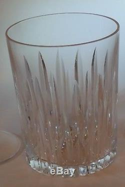 Waterford Crystal WYNNEWOOD Double Old Fashioned Glasses (set of 4)