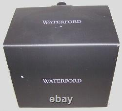 Waterford Crystal Woodmont Decanter & Pair Double Old Fashioned Glasses In Box