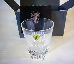 Waterford Dinah Double Old Fashioned Glasses Tumblers (Set of 2) New in Box