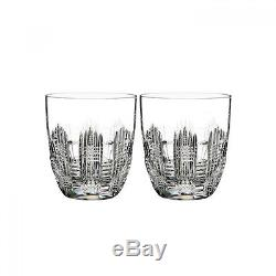 Waterford Dungarvan Double Old Fashioned, Set of 4
