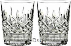 Waterford Lismore 12 oz Double Old Fashioned, Set of 2 New in Box