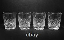 Waterford Lismore 4 3/8 12 Ounce Double Old Fashioned Tumblers (Set Of 4)