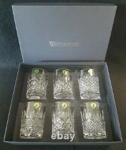 Waterford Lismore Connoisseur Heritage Double Old Fashioned Set of 6