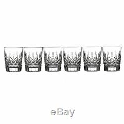 Waterford Lismore Double Old Fashioned 12 oz Set of 6
