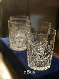 Waterford Lismore Double Old-Fashioned Glass Set of 8