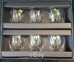 Waterford Lismore Essence Double Old Fashioned Set of 6