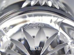 Waterford MILLENNIUM 5 TOAST UNIVERSAL DOUBLE OLD FASHIONED GLASSES Set 2 Unused
