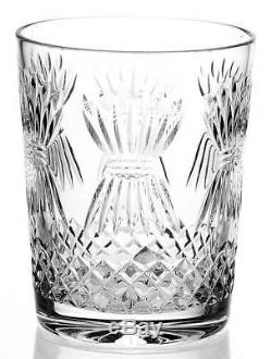 Waterford MILLENNIUM SERIES Prosperity Double Old Fashioned Glass 4534593