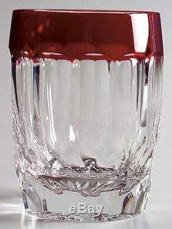 Waterford SIMPLY RED Double Old Fashioned Glass 3782679