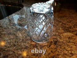 Waterford crystal donegal Double Old fashioned Set of 6 12oz 4 1/2 Inch