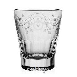 William Yeoward Crystal BUNNY double old fashioned #801536 14oz 4.5