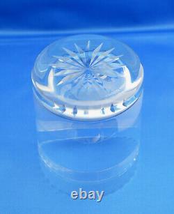 William Yeoward LILA crystal 4 1/4 Double Old Fashioned